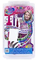 """Набор для плетения из резиночек """"Rainbow Loom. Хэа Лум Сингл"""""""