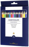 """Набор карандашей цветных """"EasyColor"""" (18 цветов)"""