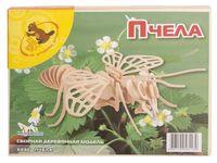 """Сборная деревянная модель """"Пчела"""" (большая)"""