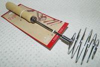 Венчик для взбивания металлический (240 мм)