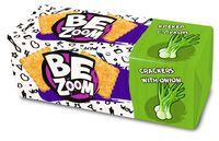 """Крекер """"Be Zoom"""" (190 г; лук)"""