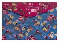 "Папка-конверт ""Spring Time"" (А4)"