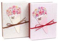 "Подарочная коробка ""Букет"" (арт. PK14046-2)"