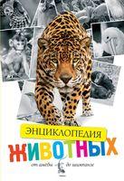 Энциклопедия животных. От амебы до шимпанзе