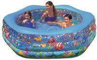 """Бассейн надувной """"Ocean Reef Shade Pool"""" (191х178х61 см)"""