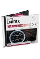 Диск CD-R 700Mb 52x Mirex Maximum slim