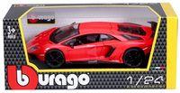 "Модель машины ""Bburago. Lamborghini Aventador LP 750-4 SV"" (масштаб: 1/24)"