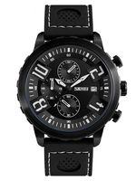 Часы наручные (чёрно-белые; арт. 9153)