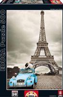 "Пазл ""Эйфелева башня. Париж"" (500 элементов)"