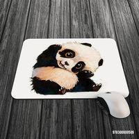 """Коврик для мыши большой """"Панда"""" (509)"""
