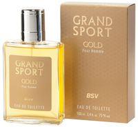 """Туалетная вода для мужчин """"Grand Sport Gold"""" (100 мл)"""