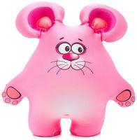 """Игрушка-антистресс """"Мышонок"""" (36 см; розовый)"""