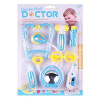 """Набор доктора """"Little Doctor"""" (7 предметов; арт. DV-T-370)"""