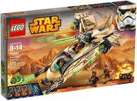 """LEGO Star Wars """"Боевой корабль Вуки"""""""