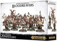 "Набор миниатюр ""Warhammer AoS. Bloodreavers"" (83-29)"