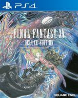 Final Fantasy XV. Deluxe Edition (PS4)