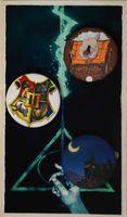 "Набор значков ""Гарри Поттер"" (543)"