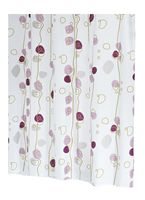 "Занавес-шторка для ванной ""Soaring Lilac"" (180х200 см)"