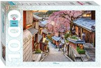 """Пазл """"Япония. Улица в Киото"""" (1000 элементов)"""