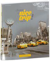 """Тетрадь в клетку """"Nice Trip"""" (48 листов)"""