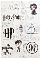 "Набор глянцевых наклеек №119 ""Гарри Поттер"""