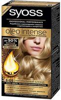 "Краска для волос ""Oleo intense"" тон: 8-05, бежевый блонд"