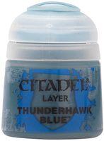 "Краска акриловая ""Citadel Layer"" (thunderhawk blue; 12 мл)"