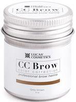 "Хна для бровей ""CC Brow. Баночка"" тон: grey brown"