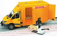 """Модель машины """"MB Sprinter DHL"""" (масштаб: 1/16)"""