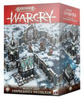 Warhammer Age of Sigmar. Warcry. Corpsewrack Mausoleum (111-30)