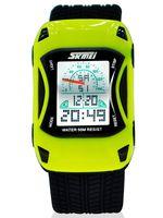 Часы наручные (светло-зелёные; арт. 0961)