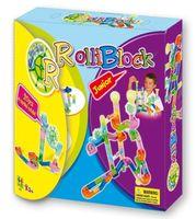 """Конструктор """"Rolliblock. Junior"""" (20 деталей)"""