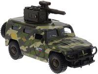 "Модель машины ""ГАЗ Тигр"" (масштаб: 1/43)"