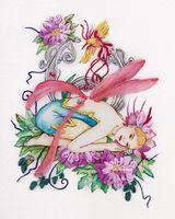 """Набор для вышивания """"Фея цветов"""""""