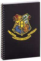 "Блокнот в клетку ""Гарри Поттер"" (А5; арт. 1650)"
