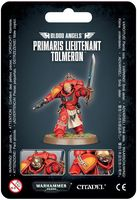 Warhammer 40.000. Blood Angels. Primaris Lieutenant Tolmeron (41-26)