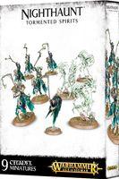 Warhammer Age of Sigmar. Nighthaunt. Tormented Spirits (91-18)