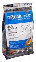 """Корм сухой для стерилизованных кошек """"Sterilized"""" (1,8 кг; с курицей)"""