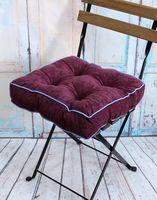 """Подушка на стул """"Mojo"""" (40х40 см; сливовая)"""