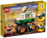 "LEGO Creator ""Грузовик Монстрбургер"""