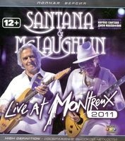 Santana & McLaughlin: Live at Montreux - Invitation to Illumination (Blu-Ray)