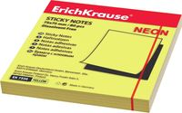 "Клейкая бумага для заметок ""Neon"" (75 х 75 мм; цвет: ассорти; 80 л)"