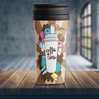 """Термостакан """"Coffee time"""""""