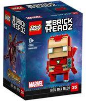 """LEGO Brick Headz """"Железный человек MK50"""""""
