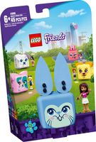 "LEGO Friends ""Кьюб Андреа с кроликом"""