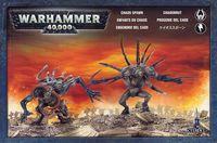 """Набор миниатюр """"Warhammer 40.000. Chaos Space Marines Spawn"""" (43-29)"""