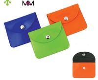 """Кошелек прямоугольный MNM """"Porte monnaie"""" (цвет: зеленый)"""
