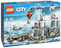 """LEGO City """"Остров-тюрьма"""""""