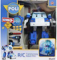 """Автомобиль на радиоуправлении """"Робот-трансформер Поли"""""""