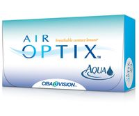 "Контактные линзы ""Air Optix Aqua"" (1 линза; -0,75 дптр)"